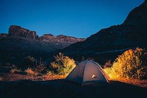 Terrain de Camping - Hébergement en Montérégie - Tourisme Montérégie